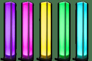 Glow Columns