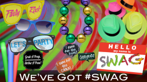 Swag Give-Aways