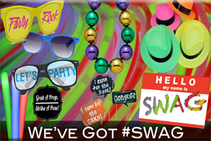 Swag & Giveaways