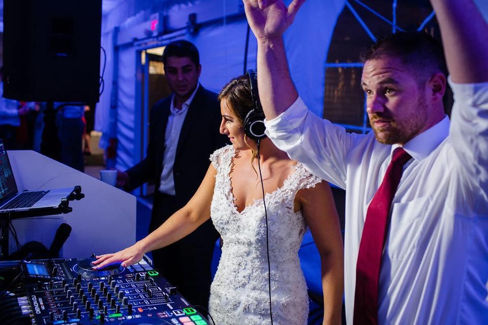 Saphire Estate Wedding DJ Boston