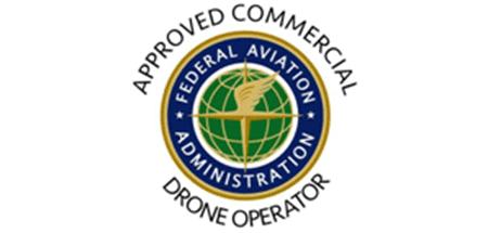 FAA Part 107 Certified Commercial Drone Operator
