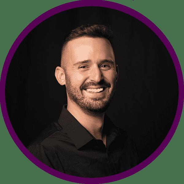 Headshot - David Buono Spinner Music Productions